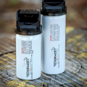 Pepper spray 40ml and 60ml